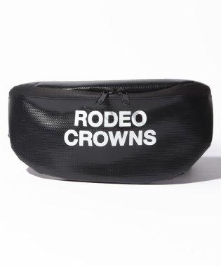 【RODEO CROWNS】TARPAULIN BELT POUCH