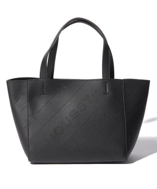 【MOUSSY】LOGO PUNCHING TOTE S