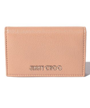 【JIMMY CHOO】カードケース SOFT GRAINED GOAT LEATHER