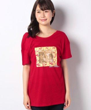 スタンパ半袖Tシャツ・カットソー