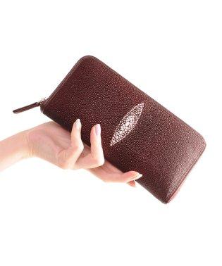 スティングレイレザー長財布