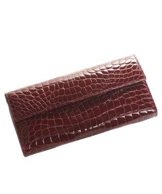 クロコダイルレザー日本製長財布