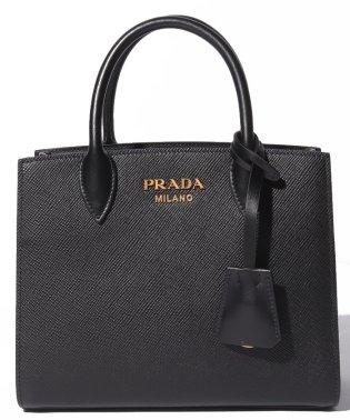 【PRADA】レザーミニハンドバッグ