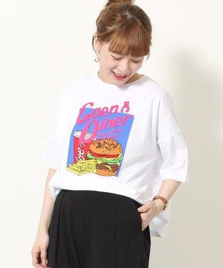 coen diner ワイドTシャツ