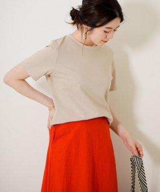 デラベジャージークルーネックTシャツ / シンプル