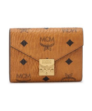 MCM/エムシーエム/Patricia Flap Wallet 3FldS/三つ折り