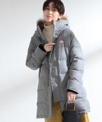 DANTON × Ray BEAMS / 別注 フード ダウン コート