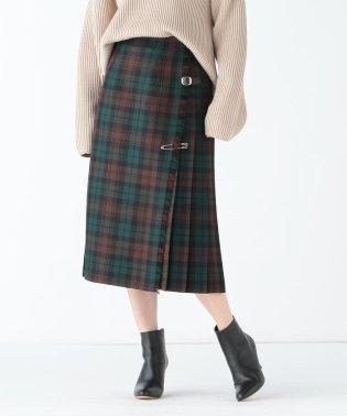 O'NEIL OF DUBLIN / ブラウンウォッチ キルトスカート