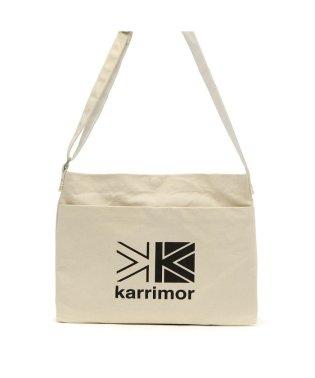 カリマー ショルダーバッグ karrimor サコッシュ cotton shoulder コットンショルダー A4 8L 922