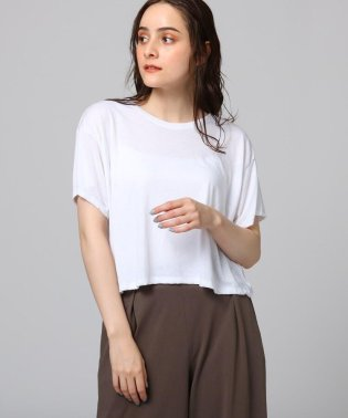 レーヨンソフトTシャツ