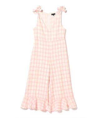 sister jane / Lily Check Jumpsuit