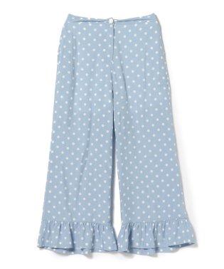 sister jane / Dot Ruffle Trouser