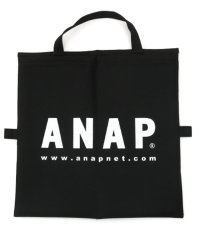 ANAPロゴシートクッションバッグ