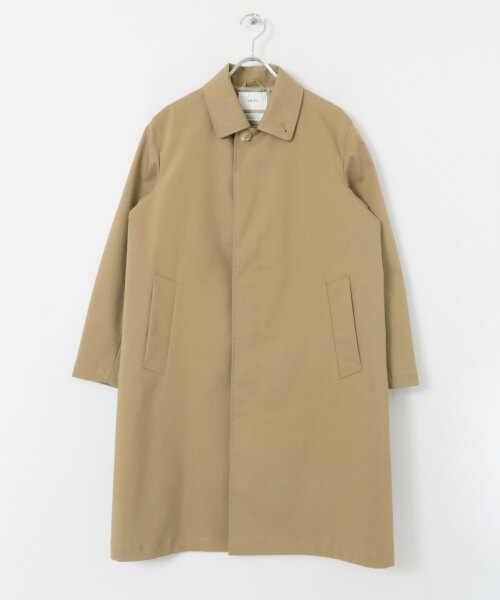 UNIFY Stain Collar Coat