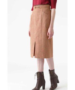 フィリーツイードスカート