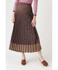 ◆ユリアコンビプリーツスカート