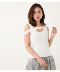 Deformation Knit TOP