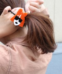 〈HAPPY FACE/ハッピーフェイス〉Hair Rubber Celebrity Style・Fashion Accessory/ヘアゴム 海外セレブ風・