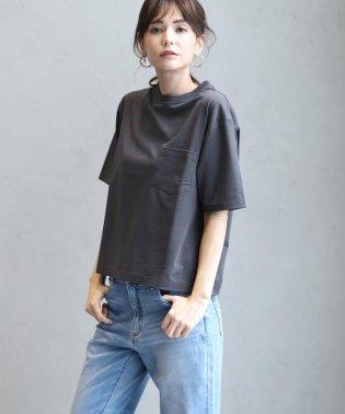《Maison de Beige》ポケットデザインTシャツ