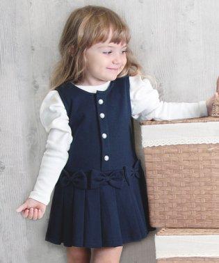 Rora メラ ジャンパースカート(2color)