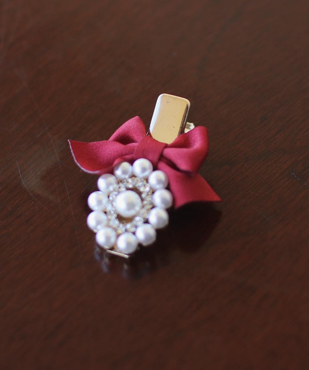 メロディ ヘアクリップ(5color)