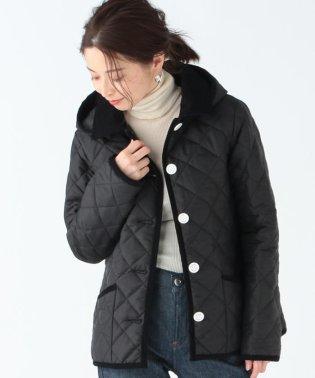 Traditional Weatherwear / 別注 Waverly フード ショートブルゾン