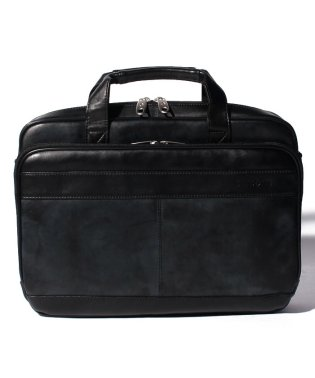 【SAMSONITE】LEATHER SLIM BRIEF