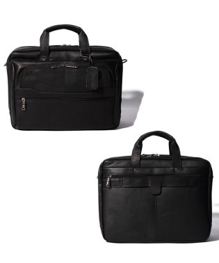 【SAMSONITE】COLOMBIAN LEATHER  2 POCKET BUSINESS CASE