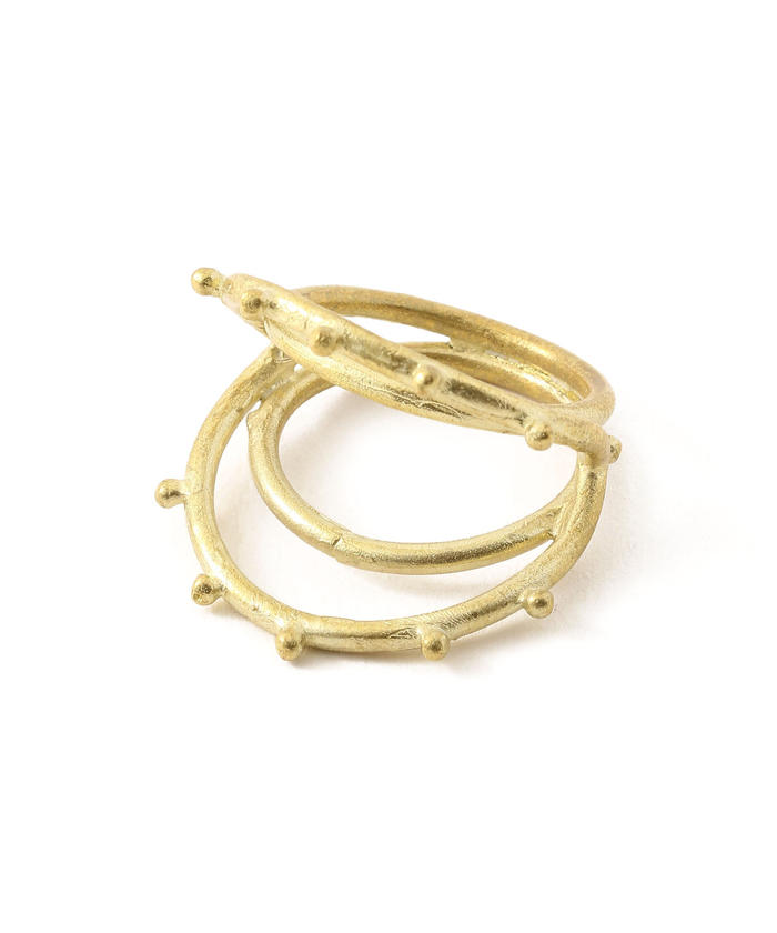 【BEAUTY BYME/Art Piece】ISTANBUL Adjustable Ring