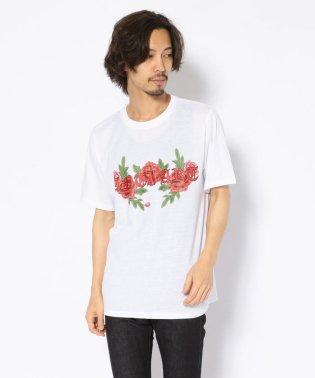 ANTIART/アンチアート/フラワーロゴTシャツ