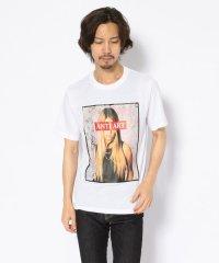 ANTIART/アンチアート/フォトプリントTシャツ