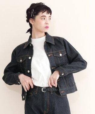 【IKYU】コンパクトデニムジャケット