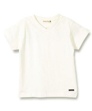 【プチプラ】バックロゴ半袖Tシャツ(90~150cm)