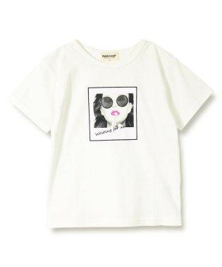 【プチプラ】転写プリント半袖Tシャツ(90~140cm)