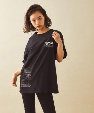 【NASA】プリント半袖TEE