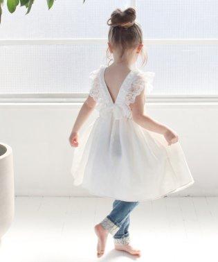 ホワイトデー エプロン ドレス