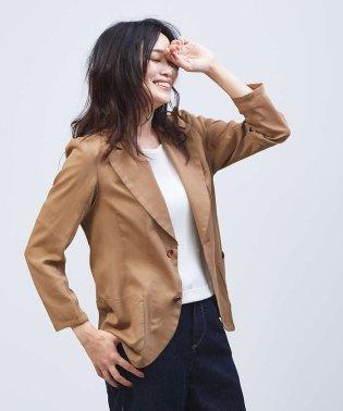 オーガンジーシャツジャケット【予約】