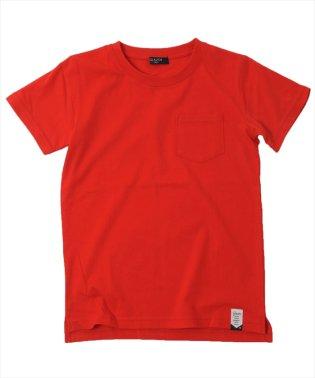 ポケットデザイン半袖Tシャツ