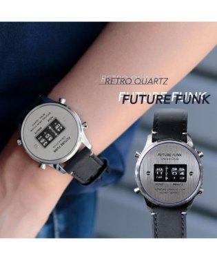 (バイヤーズセレクト)Buyer's Select アナログデジタルクオーツ腕時計