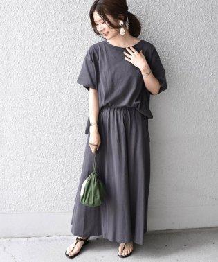 Khaju:TEE×スカートセット