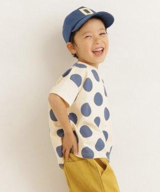 ドットプリントTシャツ(KIDS)