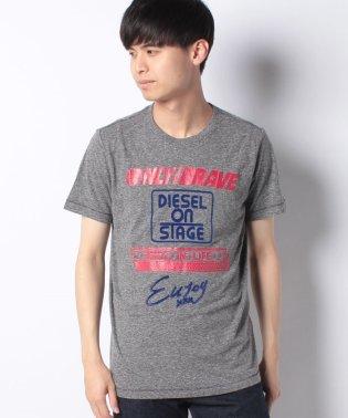 DIESEL(apparel) 00S9R2 0TAPF 900 T-SHIRTS