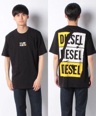 DIESEL(apparel) 00SDMQ 0EADQ 900 T-SHIRTS