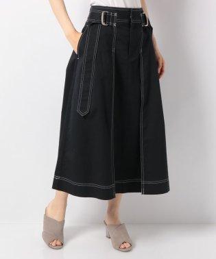 【Special Price】デニムステッチスカート