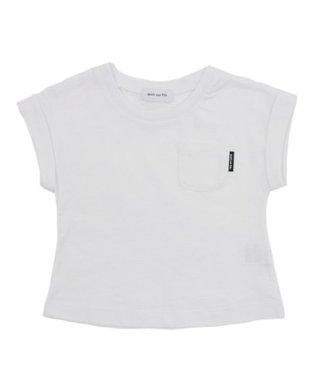 天竺ポケット半袖Tシャツ