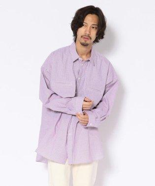 Toironier/トワロニエ/Flap Shirts/フラップシャツ