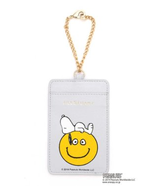SNOOPY PASS CHARM パスケース