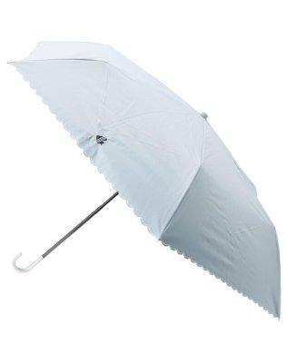 becauseマリンモチーフミニ折りたたみ傘(晴雨兼用)