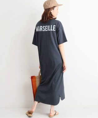 MARSEILLE Tシャツワンピース◆