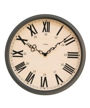 BRITISH ROMAN CLOCK CH-036